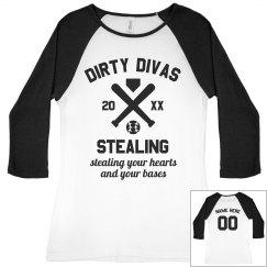 Dirty Divas Softball