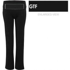 GTF All-Black Pants
