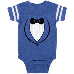 Tuxedo Baby Onesies
