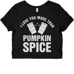 Love And Pumpkin Spice