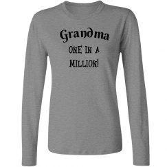 Grandma one in a million