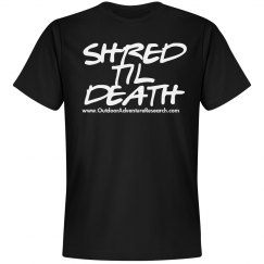 SHRED TIL DEATH