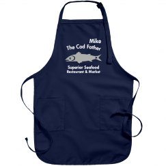 The Cod Father Apron