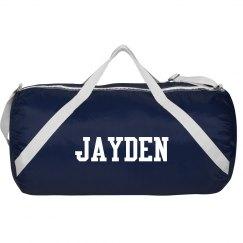 Jayden Sports Roll Bag
