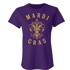 Mardi Gras Party Tee