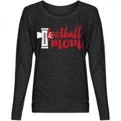 Cross Football Mom