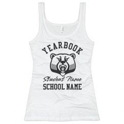 Yearbook Crew Tank
