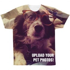 You Pet All Over Print Tshirt