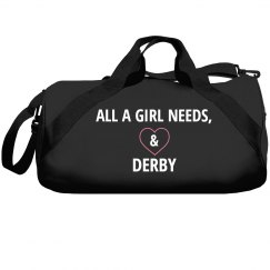 All a girl needs