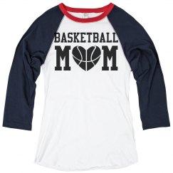 Plus Size Basketball Mom Shirts