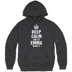 Let Emma handle it