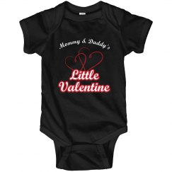 Mommy Daddy's Little Valentine