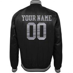 Your Custom Sports Fan Bomber