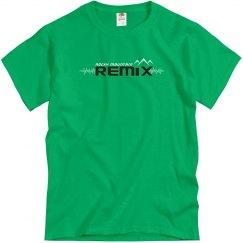 Basic Green Remix Tee