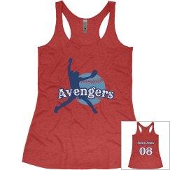 Avengers Pitcher Tank