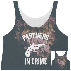 Floral Partners In Crime