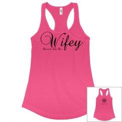 Fire Wifey Shirt