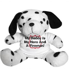 Dalmation Firefighter
