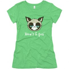 Meow's it Goin'