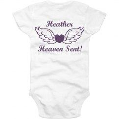Heather's Heaven Sent