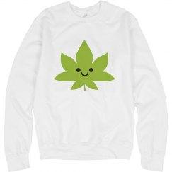 Cute Weed Sweatshirt