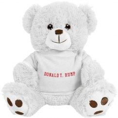 T Rump, Plush Lion