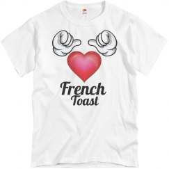 I love French Toast