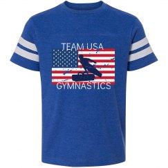 Team USA Gymnastics Men's