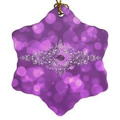 PurpleBokehSilverJewel