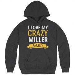 Cazy Miller Familyr