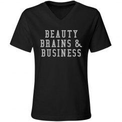 Beauty Brains & Business - Black