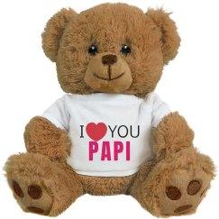 love you papi