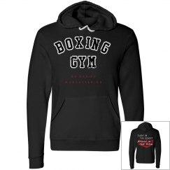 Freak in the ring hoodie
