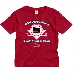 Youth Theater Camp Tee
