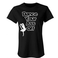 Dance Off Tee