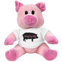 Crazy Pig Lady