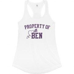 Property Of Ben