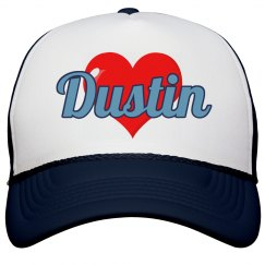 Its a Dustin thing
