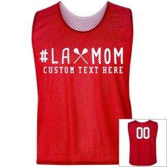 Custom Lax Mom Pinnie