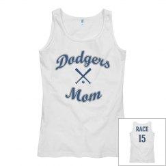 Dodgers Mom tank