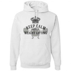 Keep calm-weightlifting