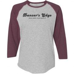 Dancer's Edge Adult BBall Tee