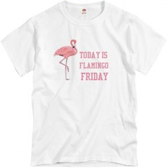 Funny Flamingo Friday Theme