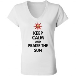 Keep Calm And Praise The
