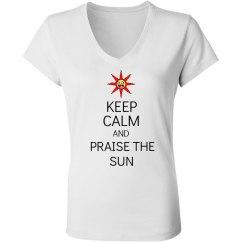 Keep Calm And Praise The