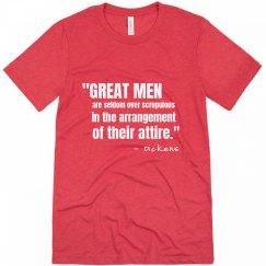 Great Men Quote
