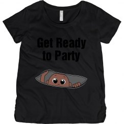 Get ready to party