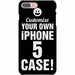 Design an iPhone 5 Case