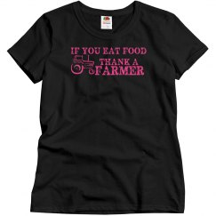 Thank A Farmer