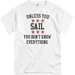 Sailors know all